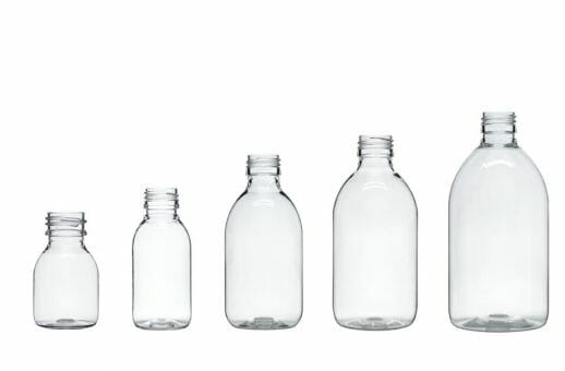 PET-flaske || 1000 ml