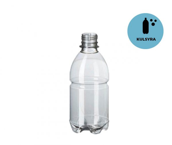 CARB.0330 | PET-flaske 330 ml