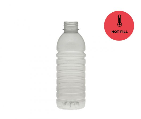 HOT.0500 | PET-flaske 500 ml