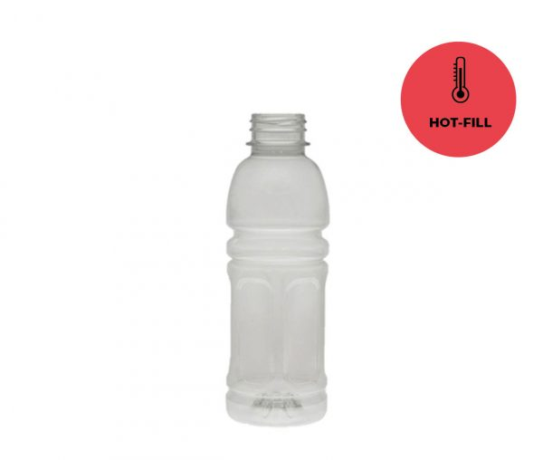 HOTP.0500 | PET-flaske 500 ml