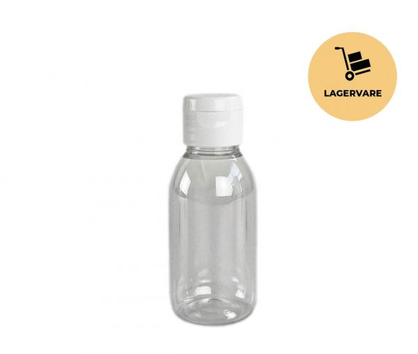 GAT.0100 | PET-flaske 100 ml