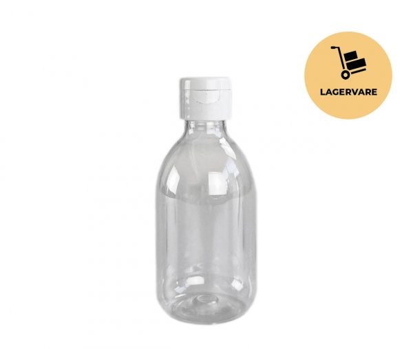 GAT.0250 | PET-flaske 250 ml